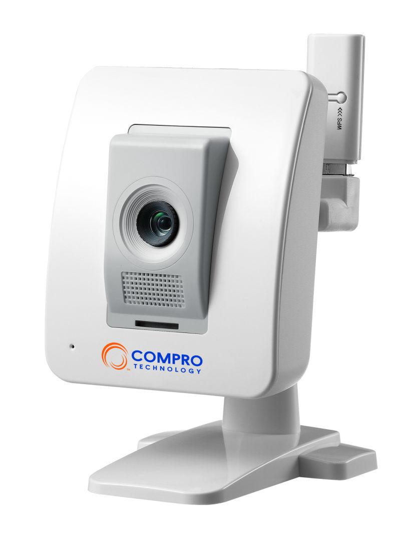 Compro: kamera przypilnuje domu