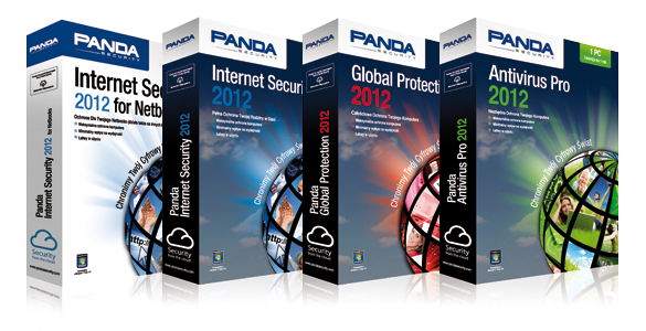 Panda: Kolektywna Inteligencja ochroni w 2012 r.