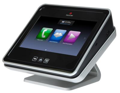 Veracomp: wideokonferencja sterowana dotykiem