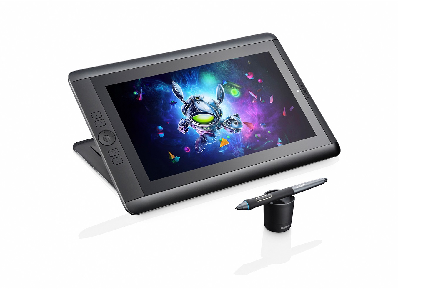 Wacom: graficzne tablety Full HD