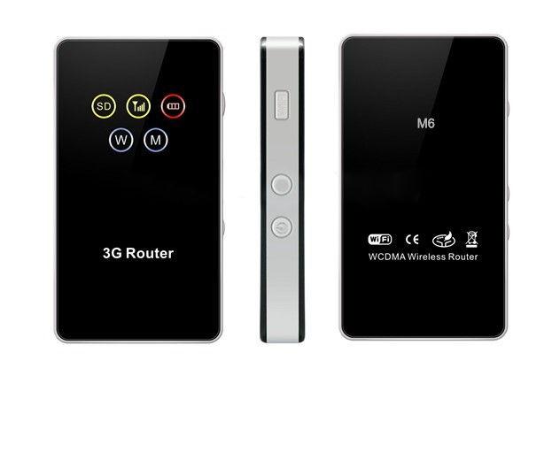 Manta: modem 3G z Wi-Fi