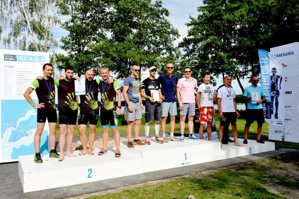 Twardziele branży IT: wyniki Samsung Knox Triathlon!