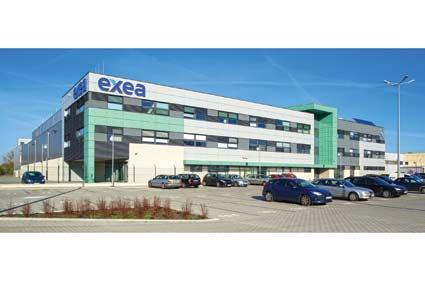 Exea Data Center: chmura prywatna dla partnerów