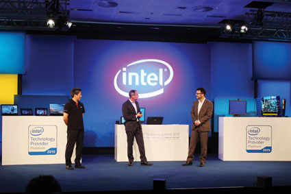 Intel Solutions Summit