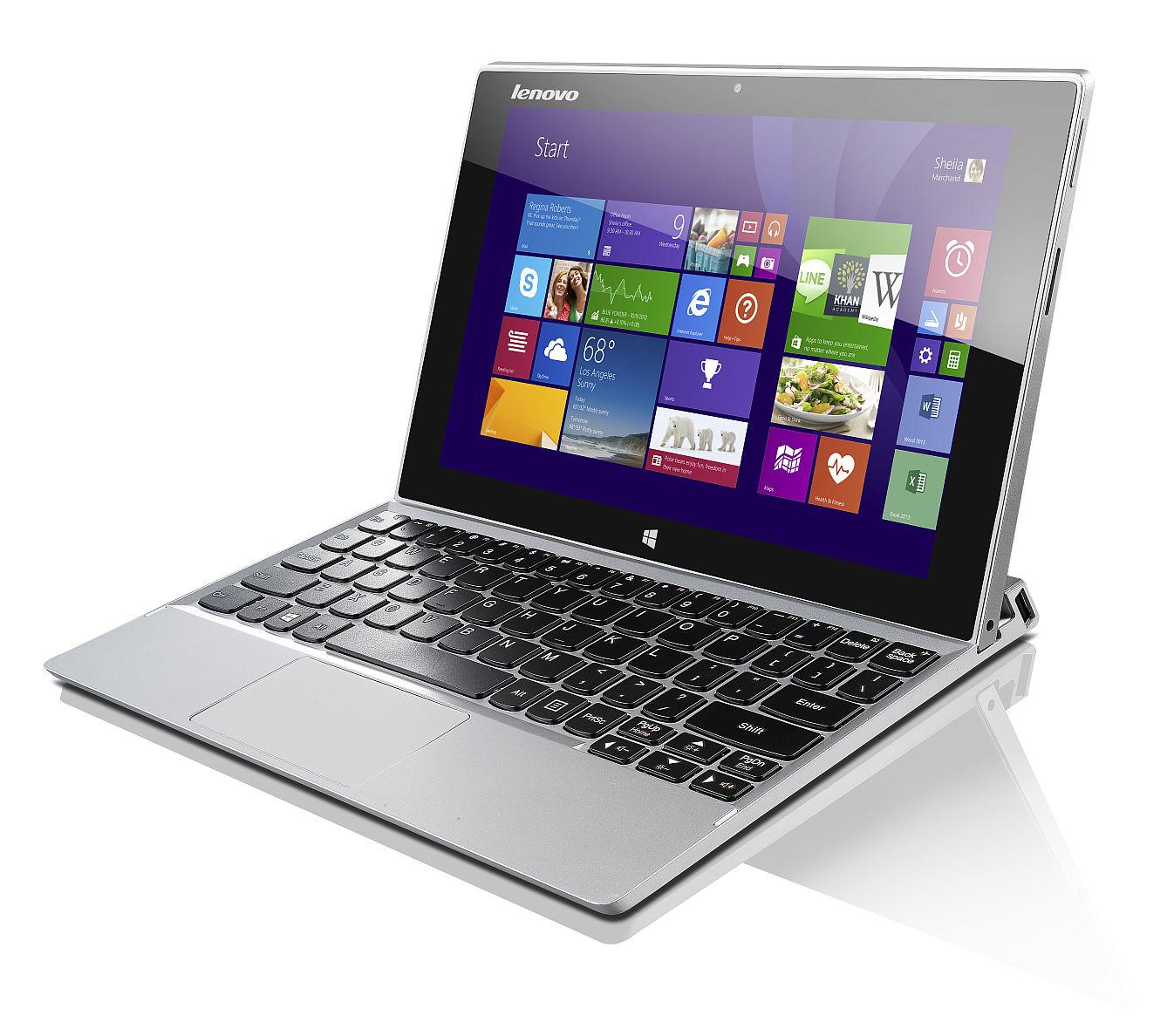 Lenovo Miix 2 – tablet z klawiaturą i Windowsem 8.1
