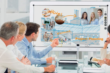 Komunikacja i praca grupowa – nowe możliwości od Ricoh