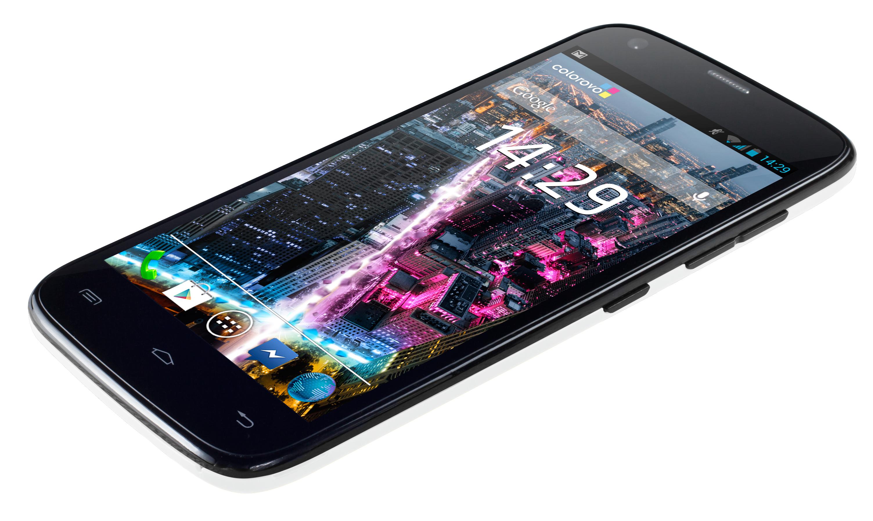 Colorovo weszło na rynek smartfonów