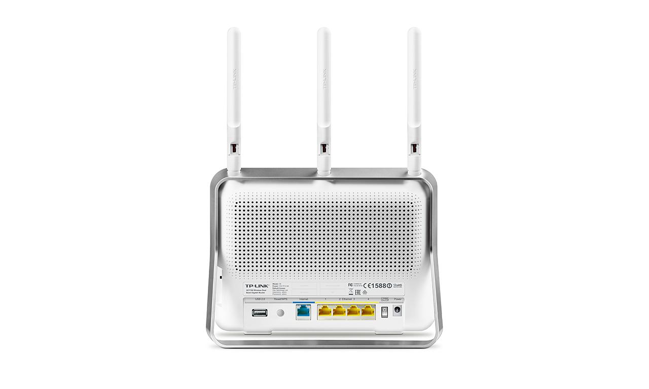 Szybkie routery TP-Linka w NTT