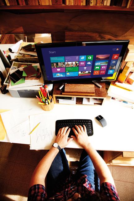 Microsoft: na ergonomii można zarobić