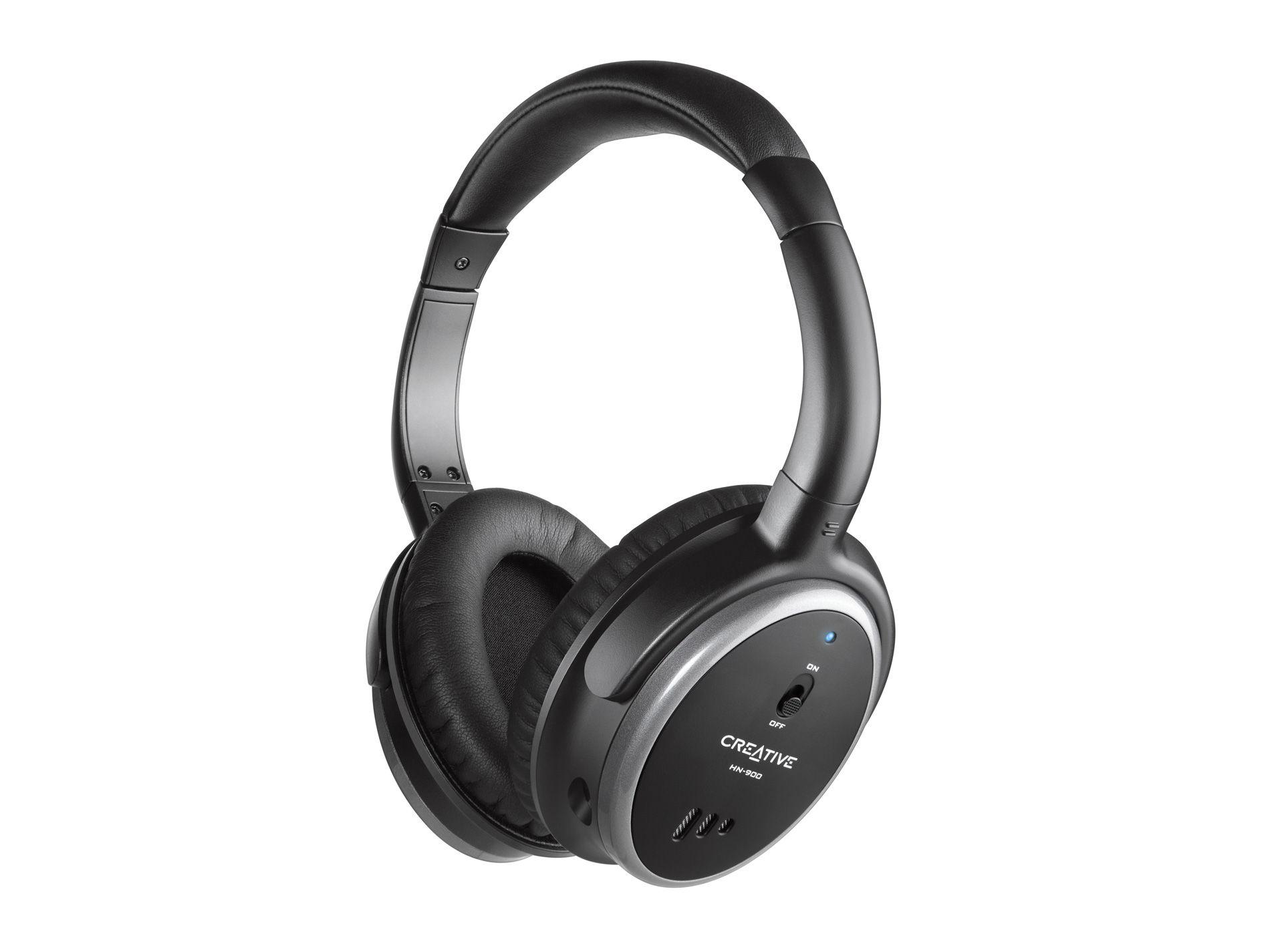 Creative: słuchawki z 85-procentową redukcją szumów