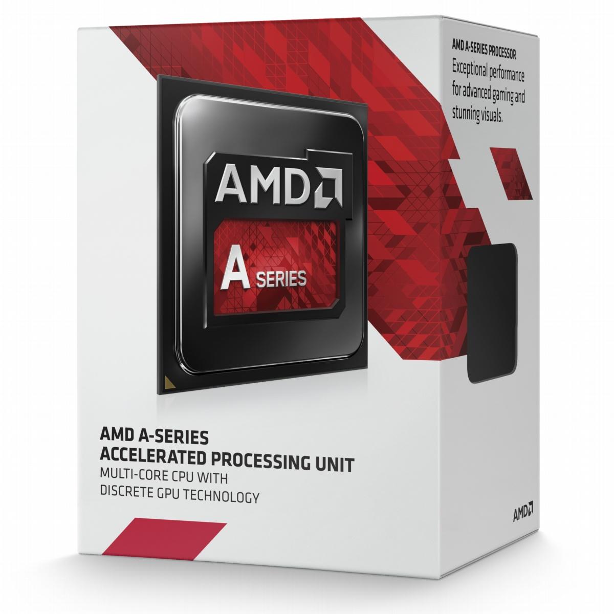 AMD obniżyło ceny procesorów