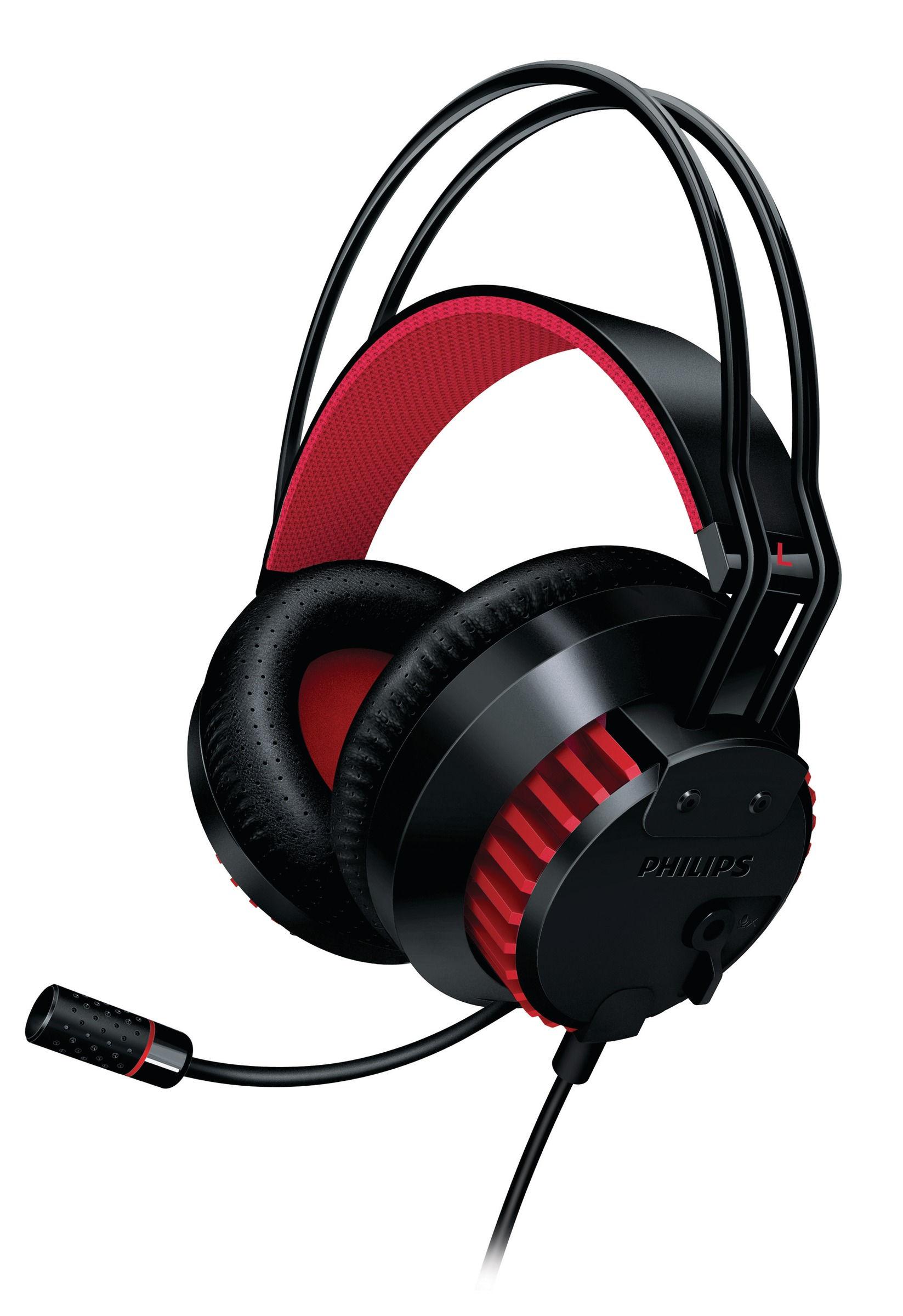 Philips: słuchawki dla graczy