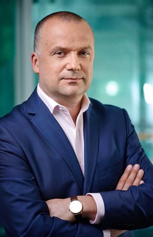 Sławomir Harazin prezesem Action Europe