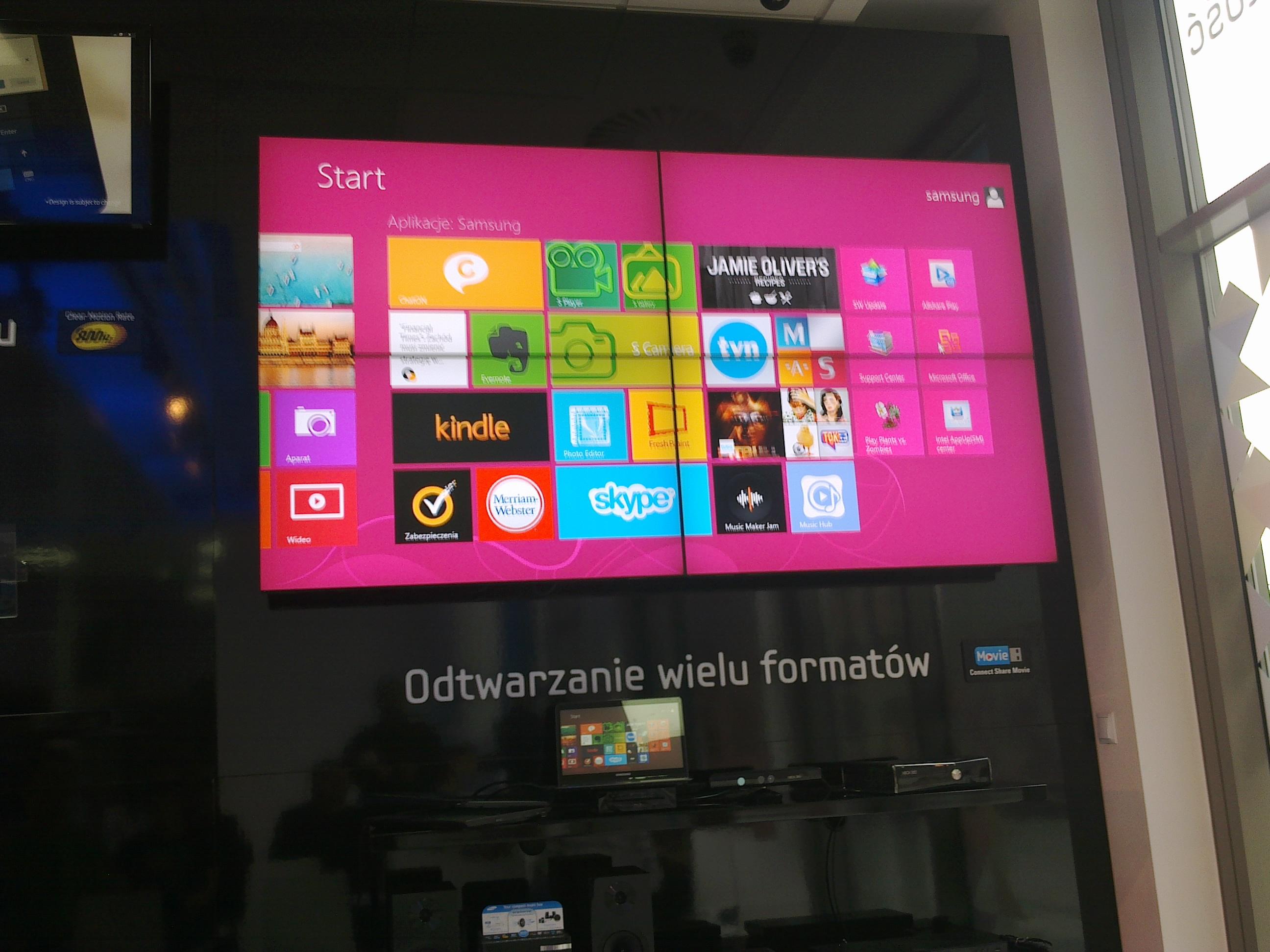 Jeden Windows na różne urządzenia