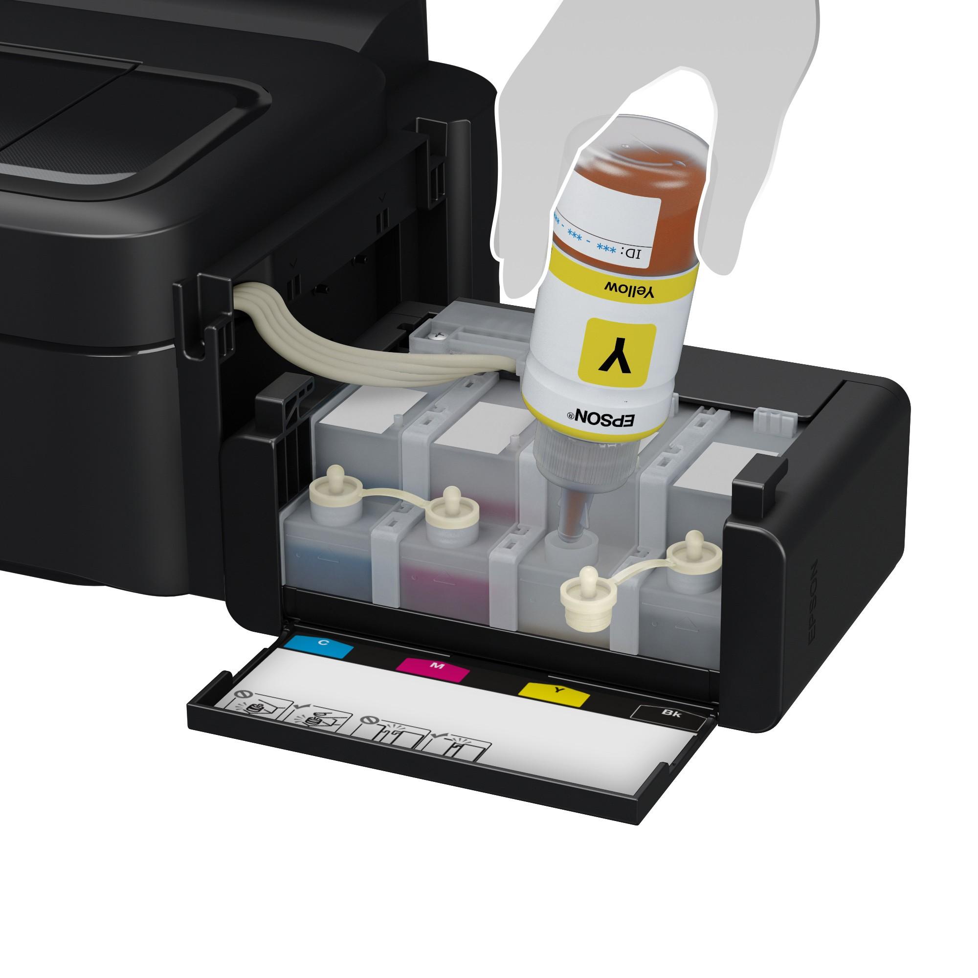 Epson: nowe drukarki z dolewanym atramentem