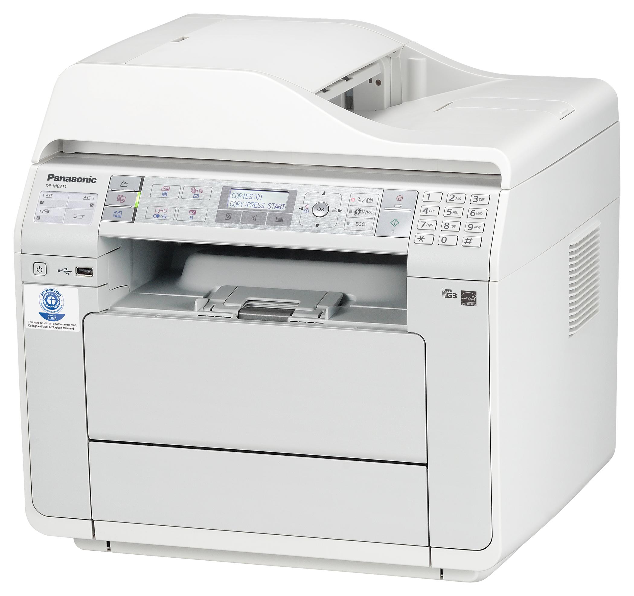 Panasonic: 100 tys. stron z wielofunkcyjnej drukarki