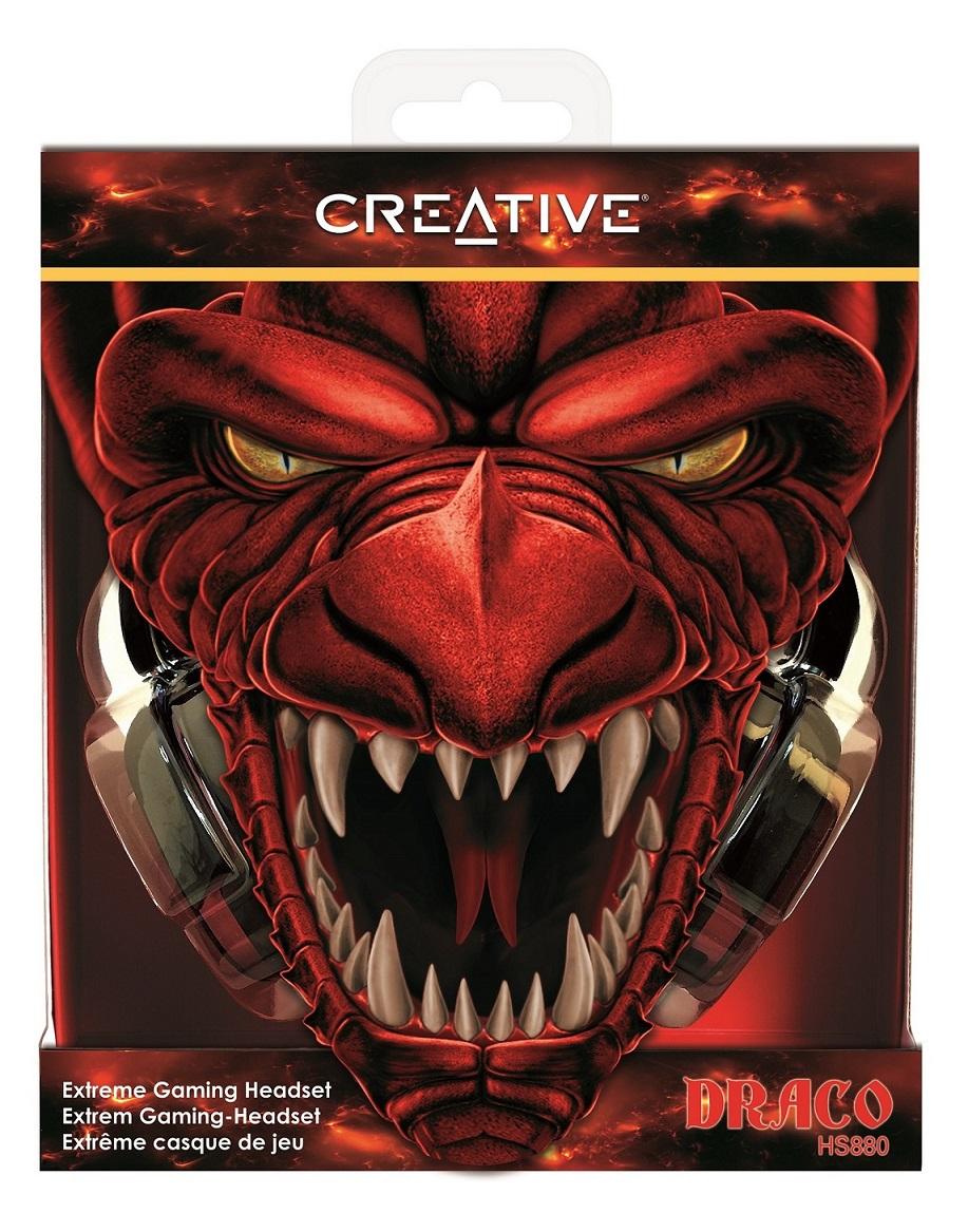 Creative: smok dla graczy