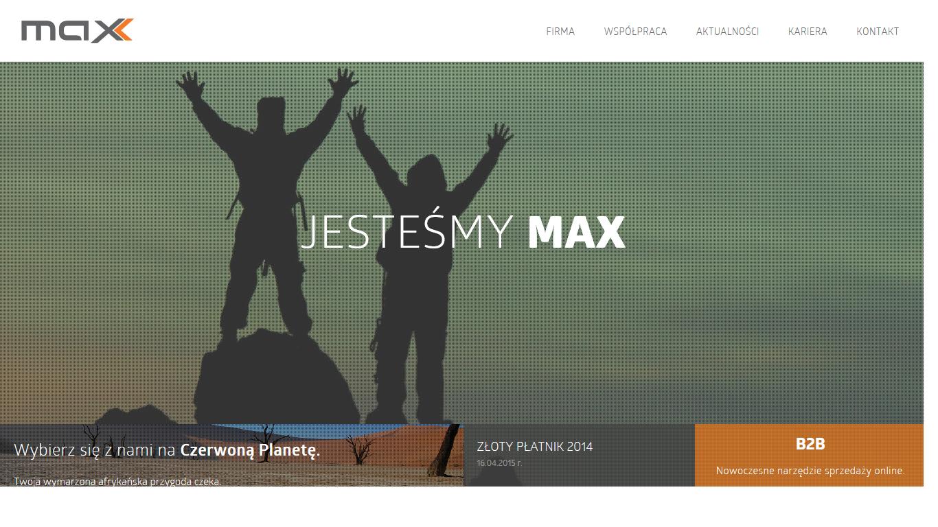 Max Computers ma większy magazyn i nową stronę www