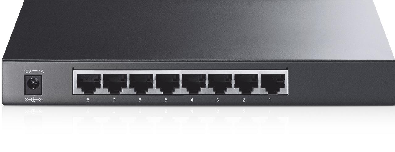 TP-Link: sprytny gigabitowy przełącznik