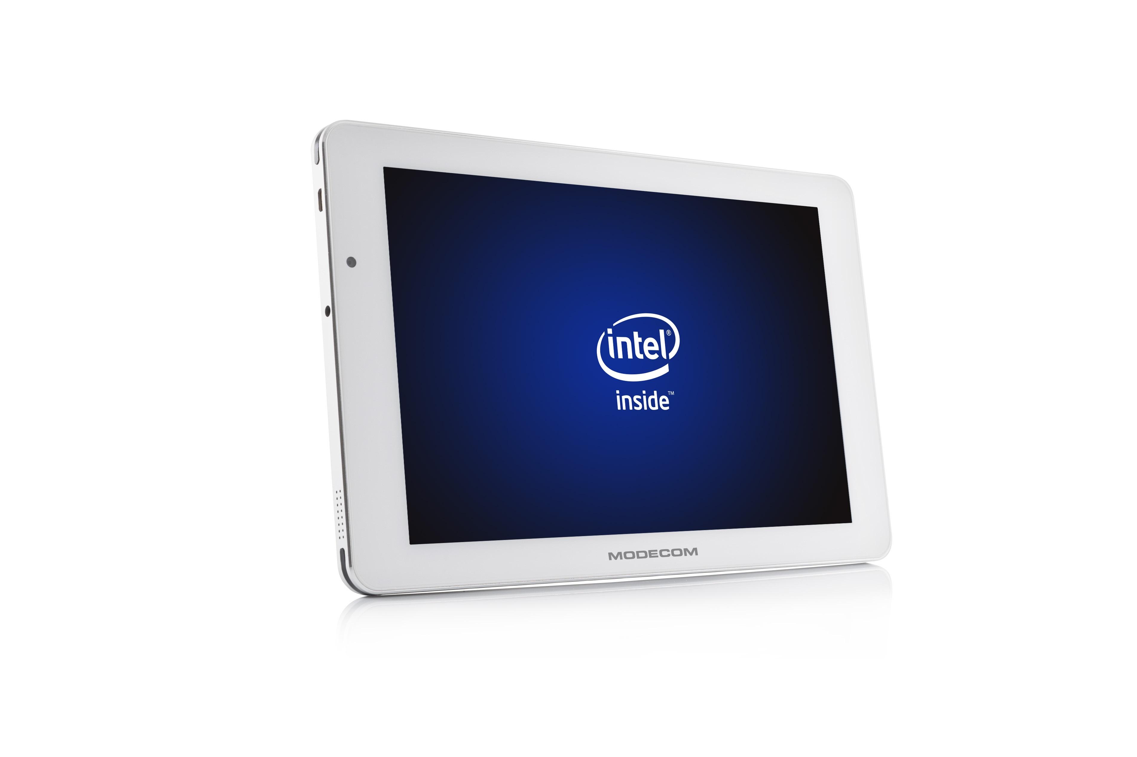 Modecom nawiguje razem z Intelem