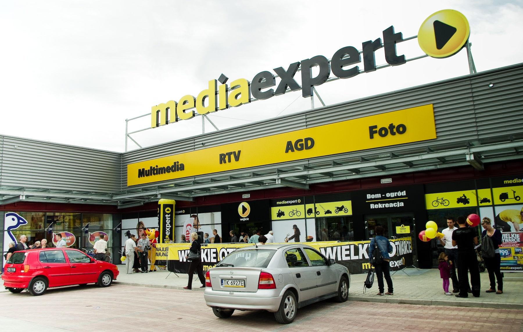 Media Expert: 7 nowych marketów