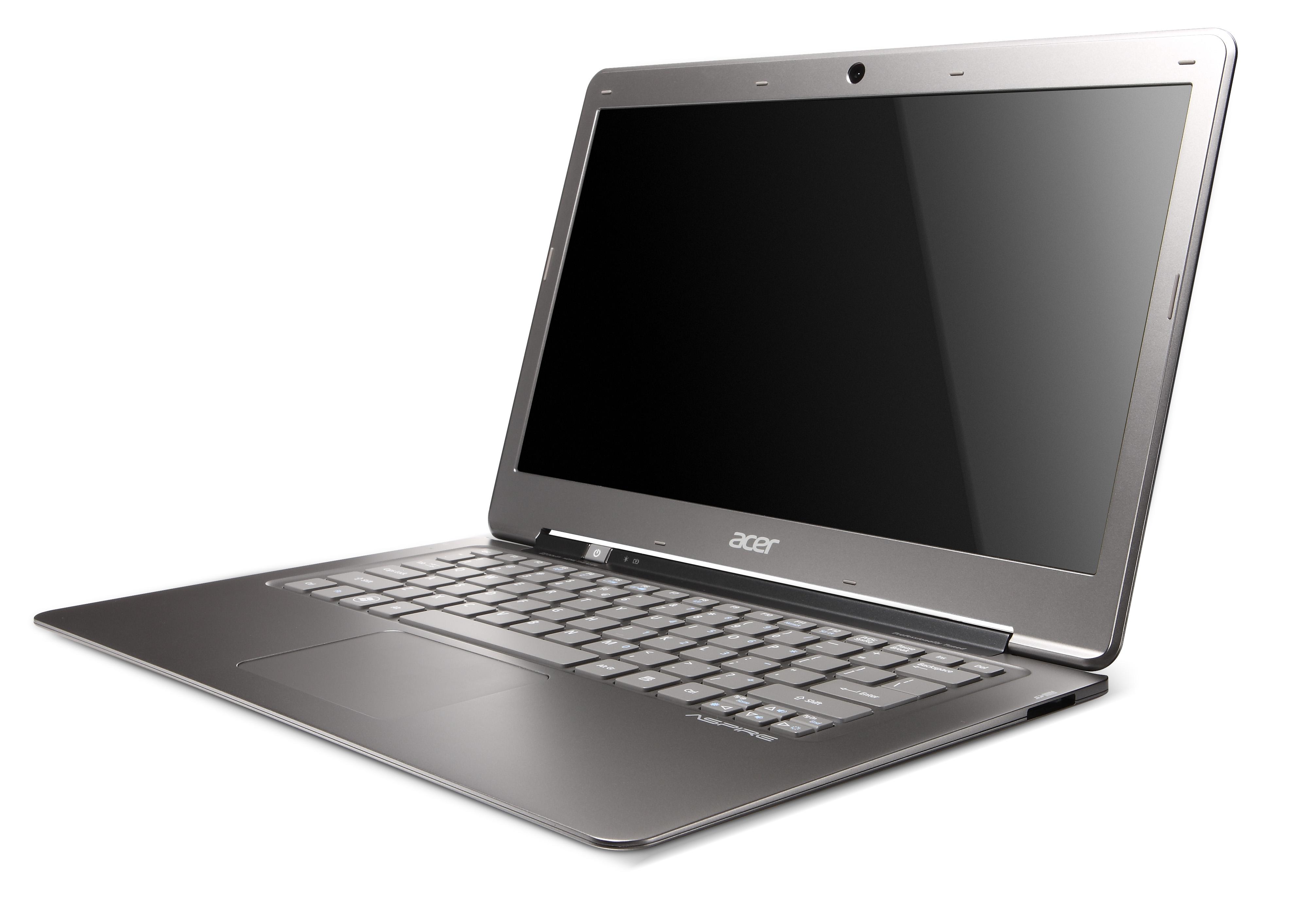 Acer ma pierwszego ultrabooka