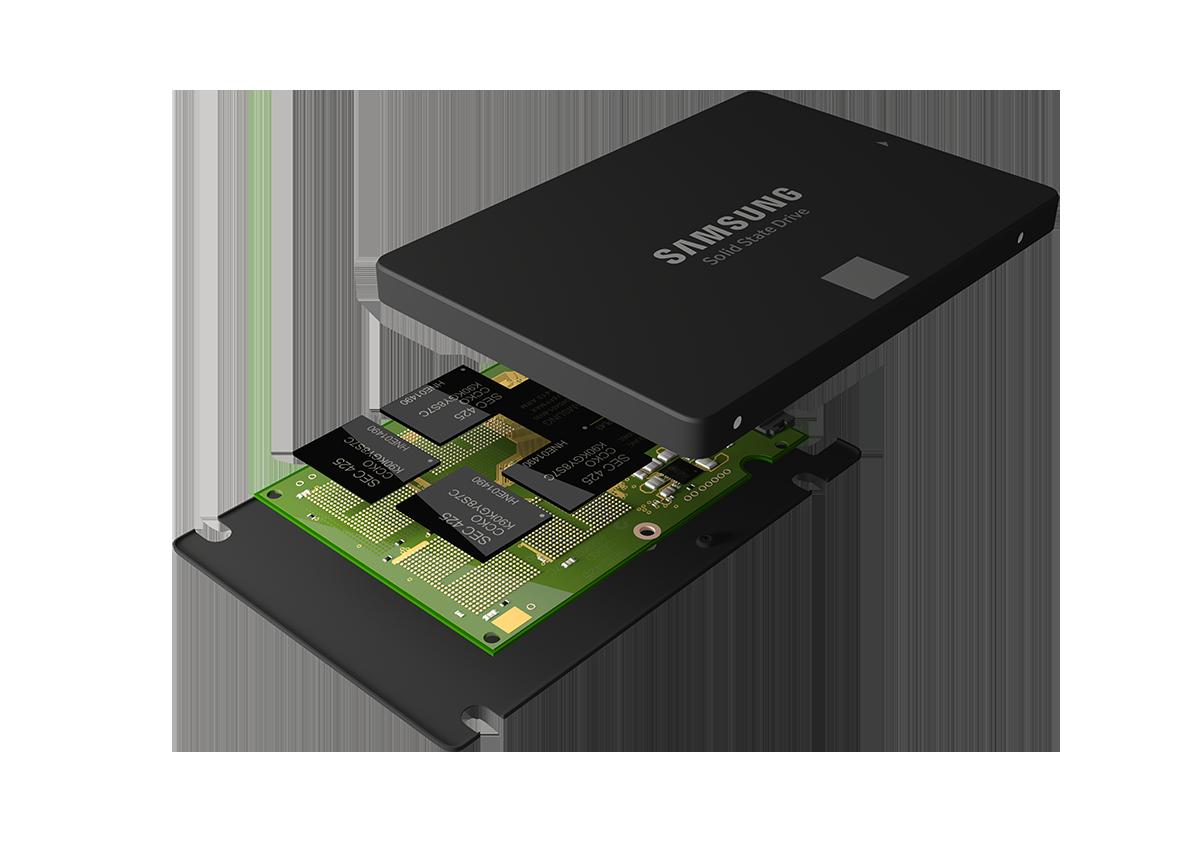 Rośnie sprzedaż SSD