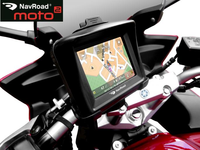 NavRoad: nawigacja dla motocyklistów
