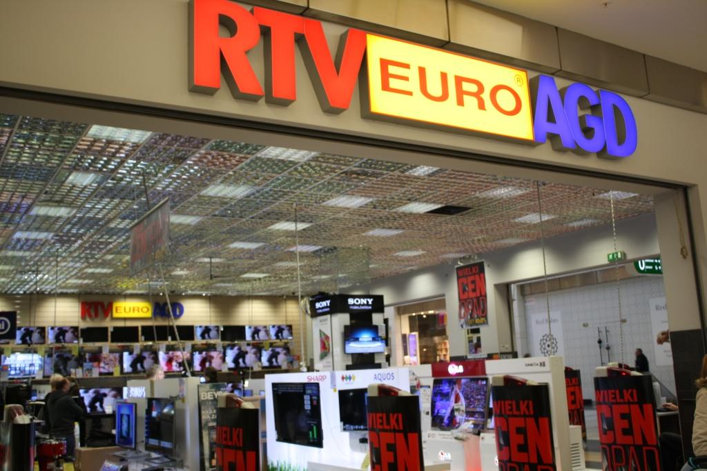 RTV Euro AGD zapowiada kolejne sklepy