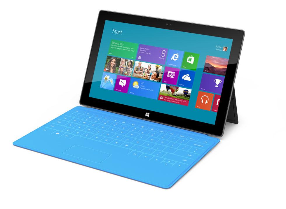 Microsoft sprzedał 1,5 mln tabletów