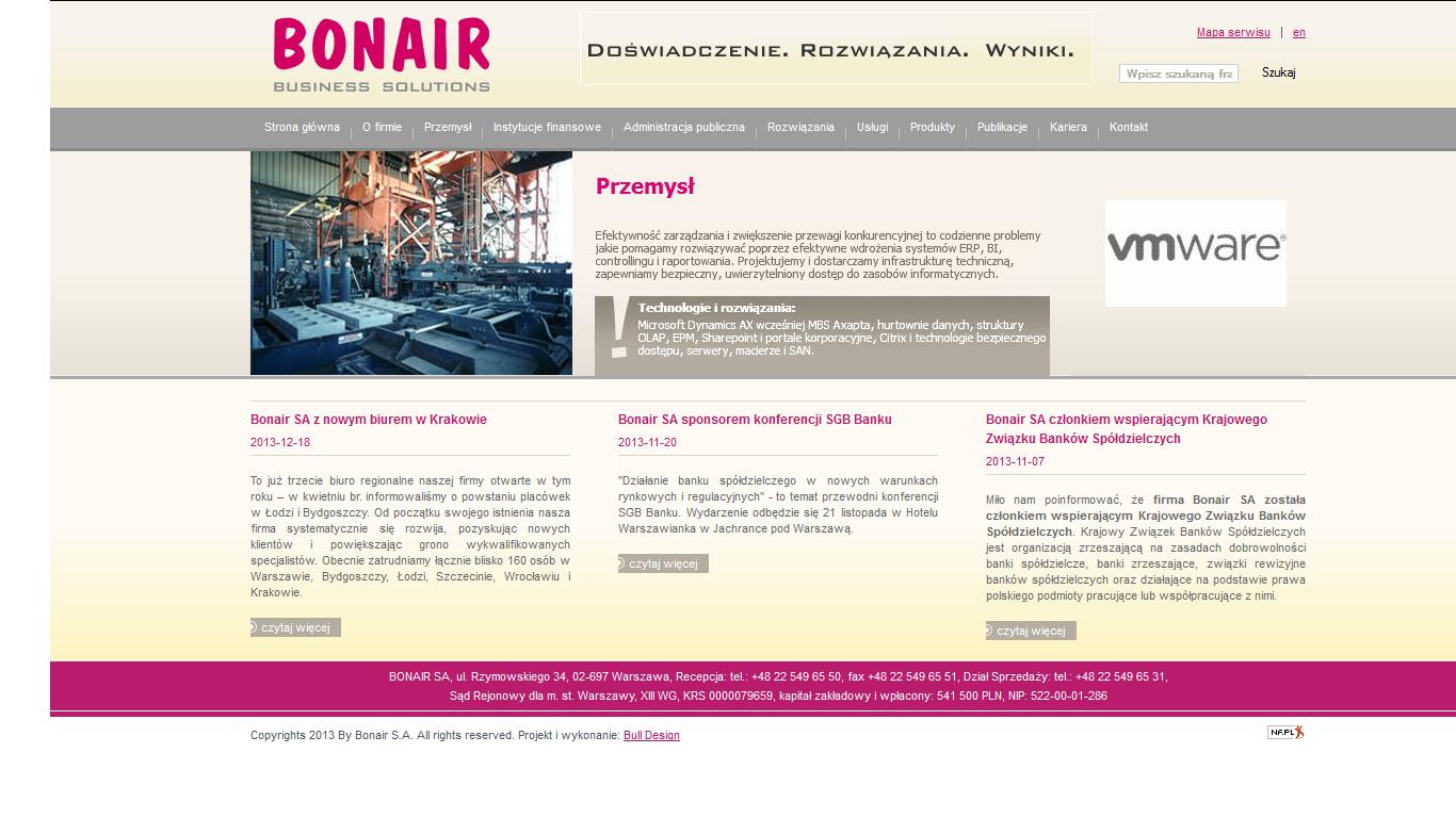 Bonair ma nowe biuro w Krakowie