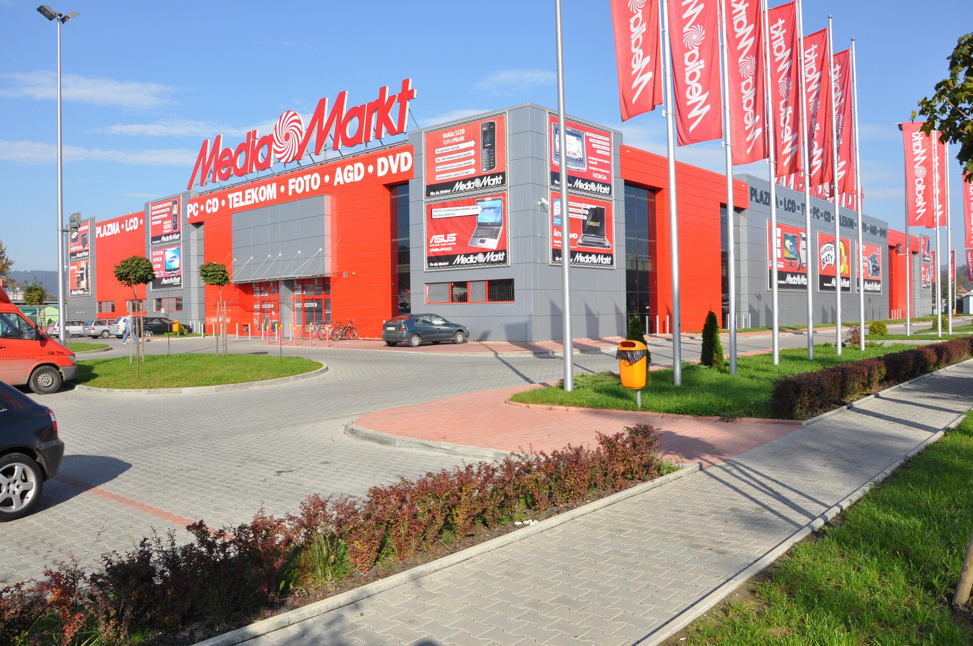 Media Markt przyspiesza ekspansję w Polsce