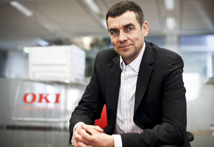 Nowy szef Oki w Polsce