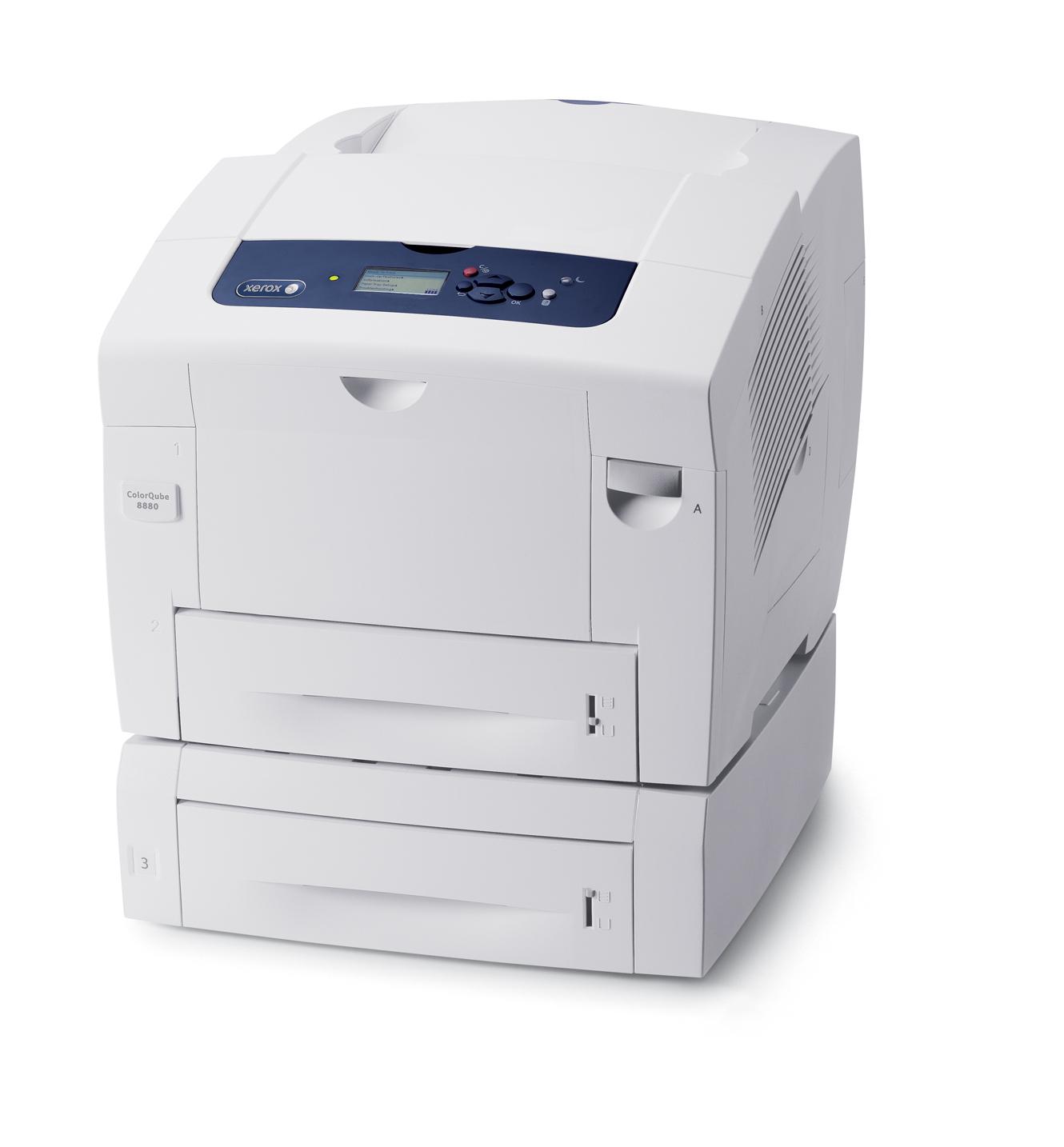Xerox: drukarki na stały atrament