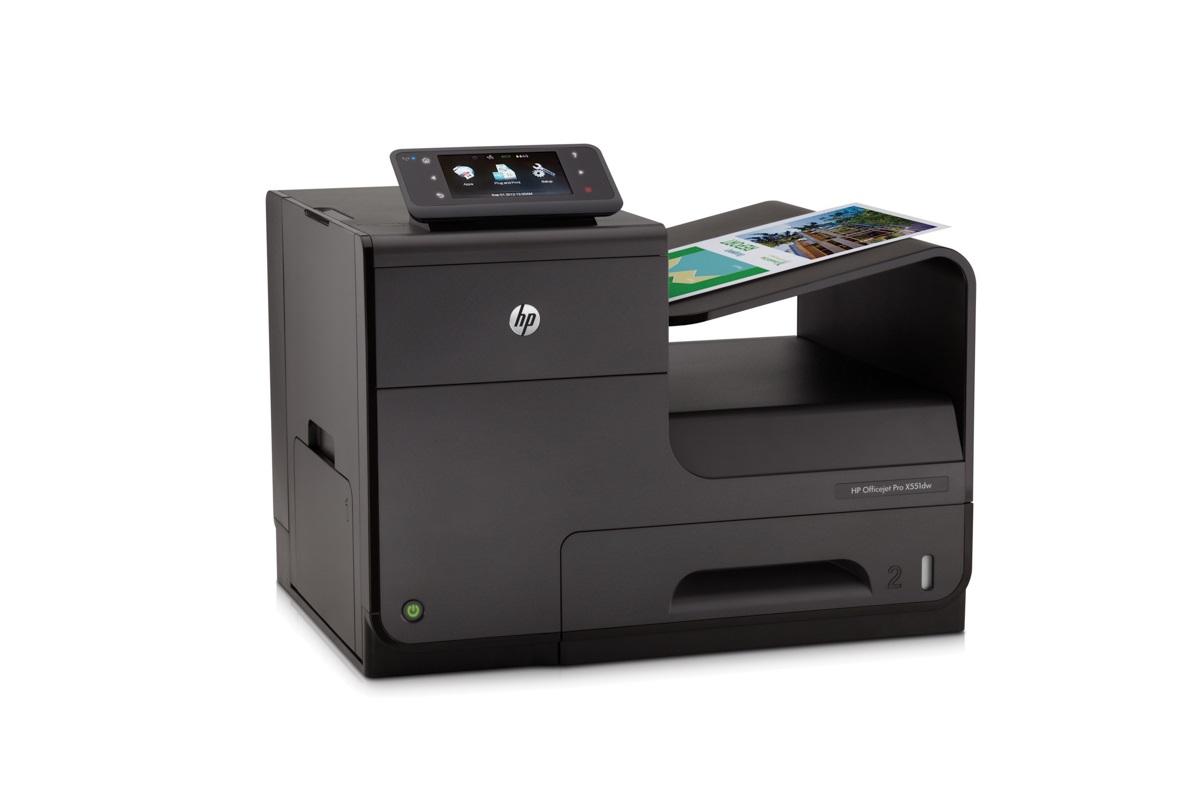 Polskie firmy kupują mniej drukarek atramentowych
