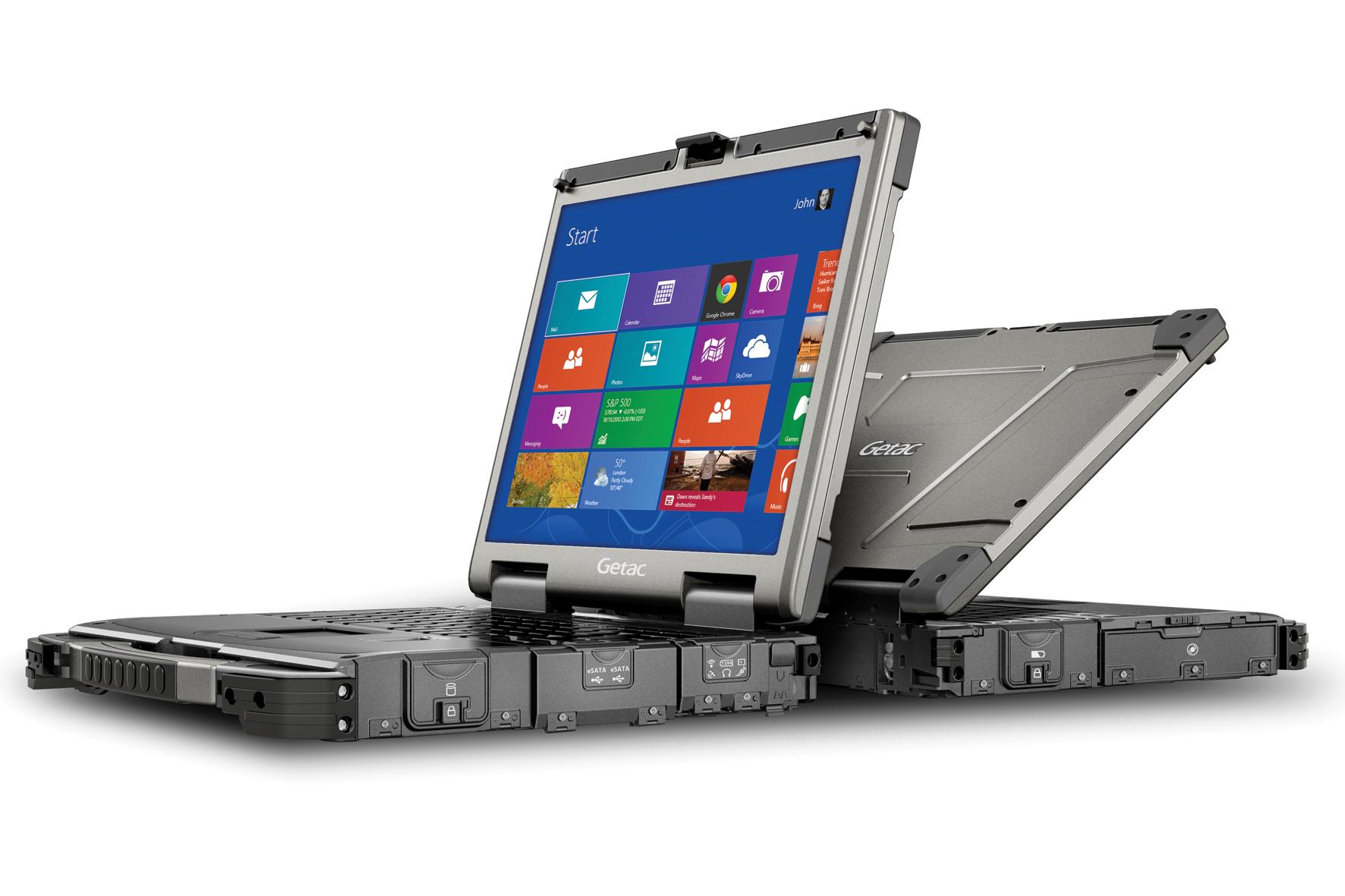 Notebooki i tablety rugged: integrator filarem rynku