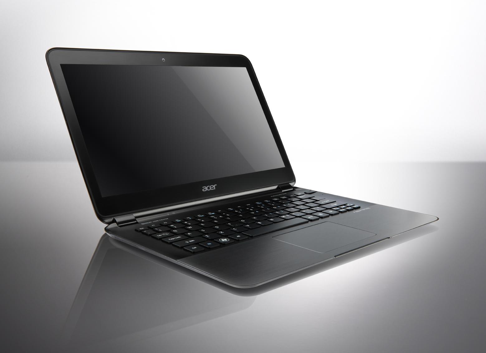 Acer na CES: najcieńszy ultrabook