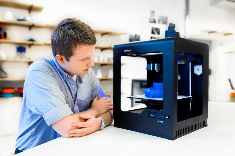 Wicepremier: druk 3D priorytetem