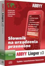 ABBYY: słownik Lingvo x3