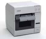 Epson: etykiety z TM-C3400