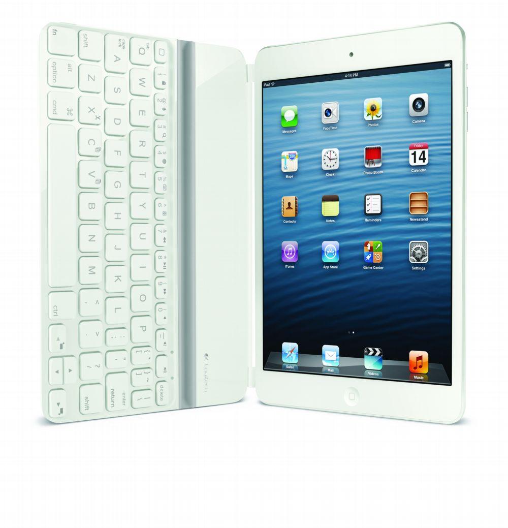 Logitech: klawiatura do małego iPada