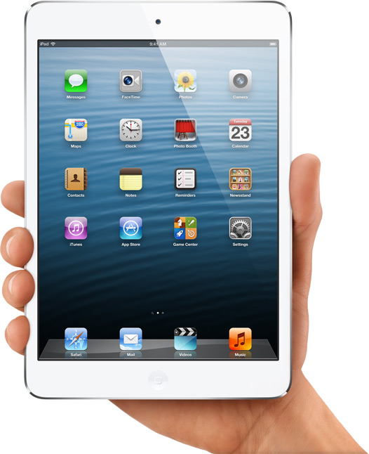 Apple pokazał iPada mini