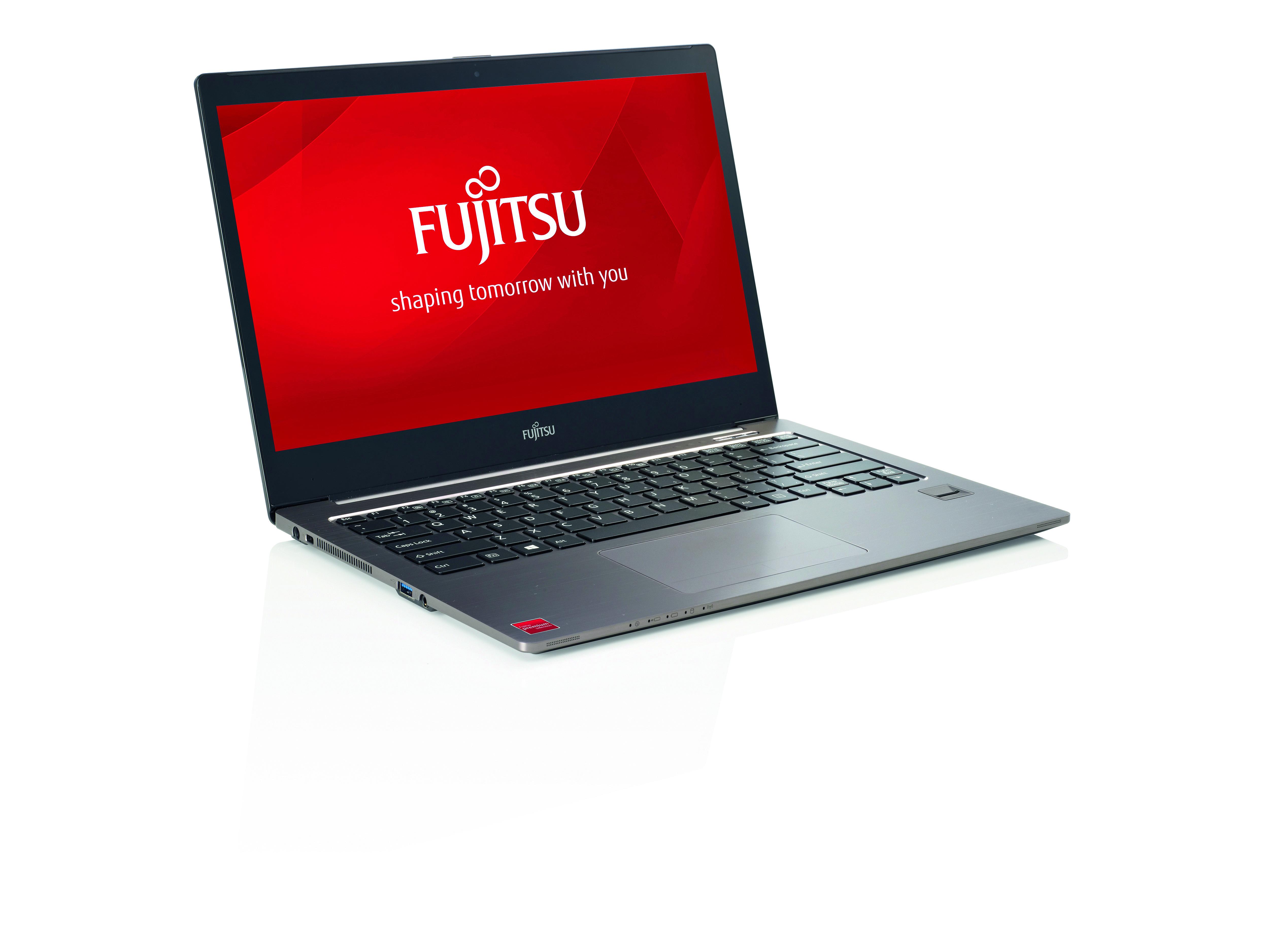Fujitsu: seria dotykowych nowości
