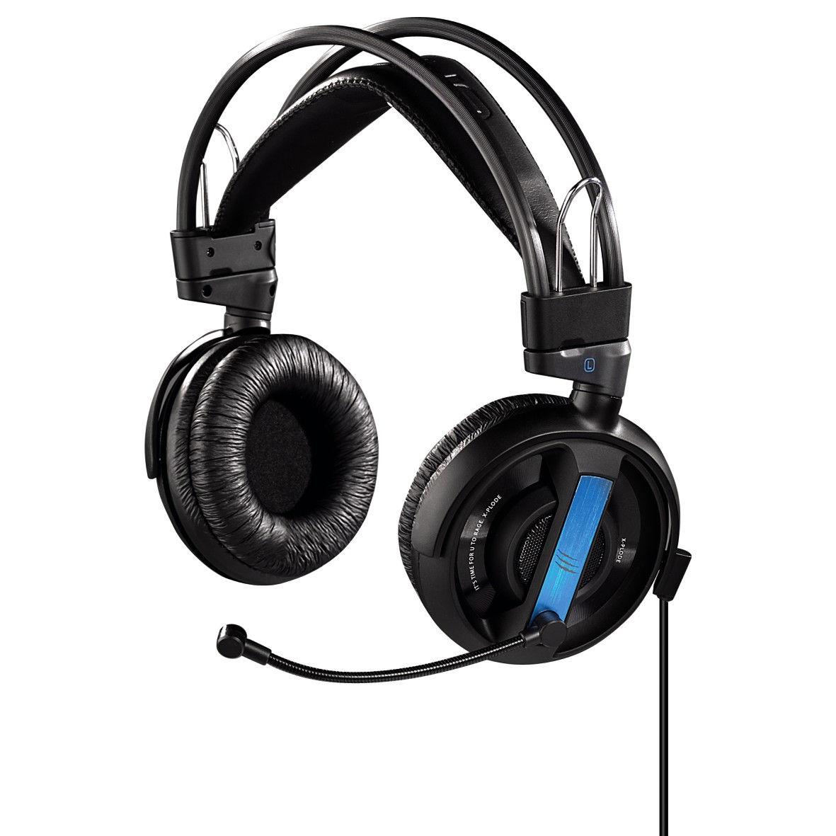 Hama: świecące słuchawki dla graczy