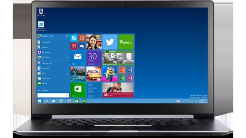 Windows 10 już dostępny