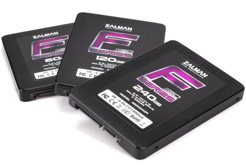 Zalman: dyski SSD z Sandforce