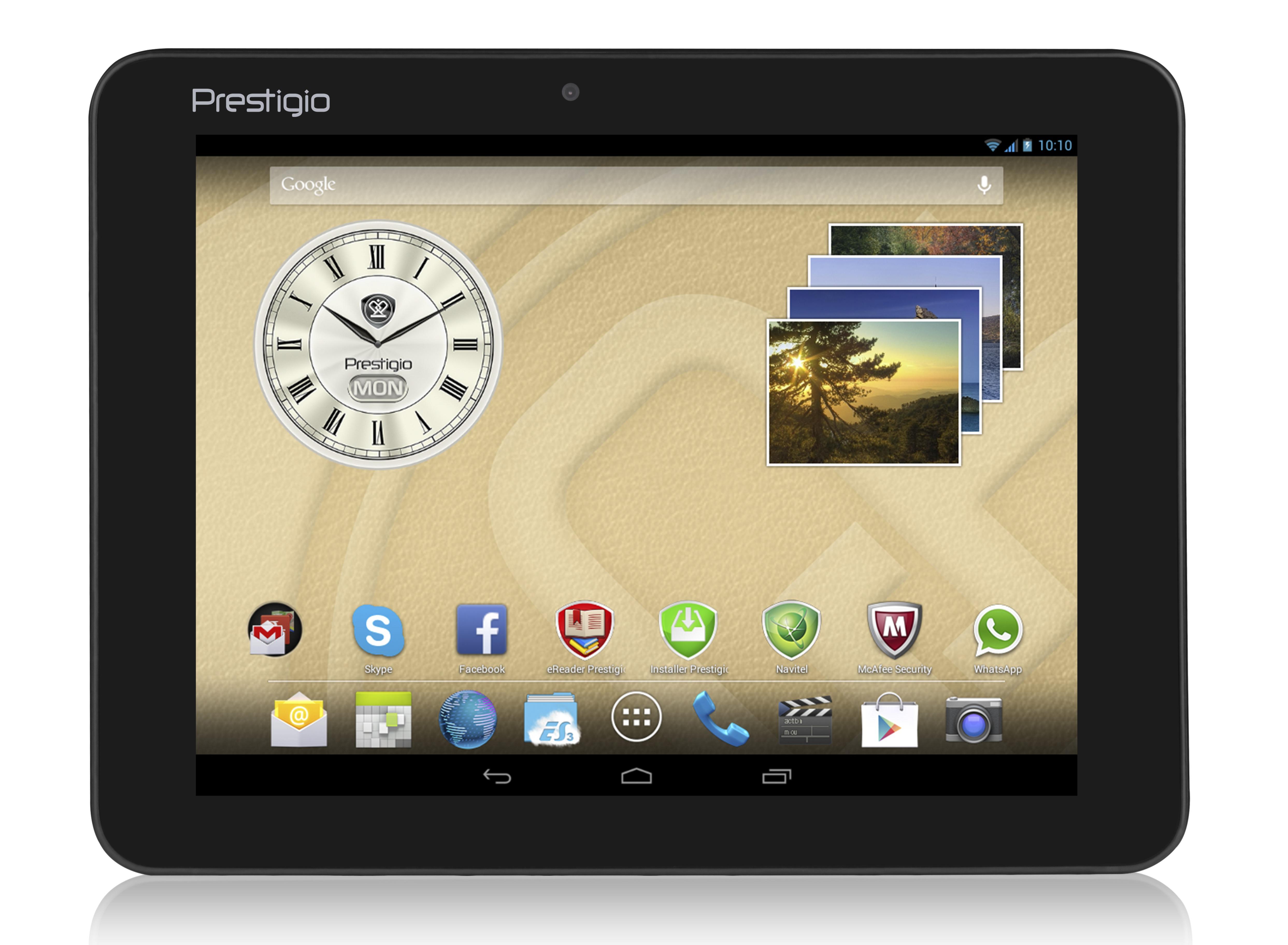 Prestigio: pierwszy tablet z LTE