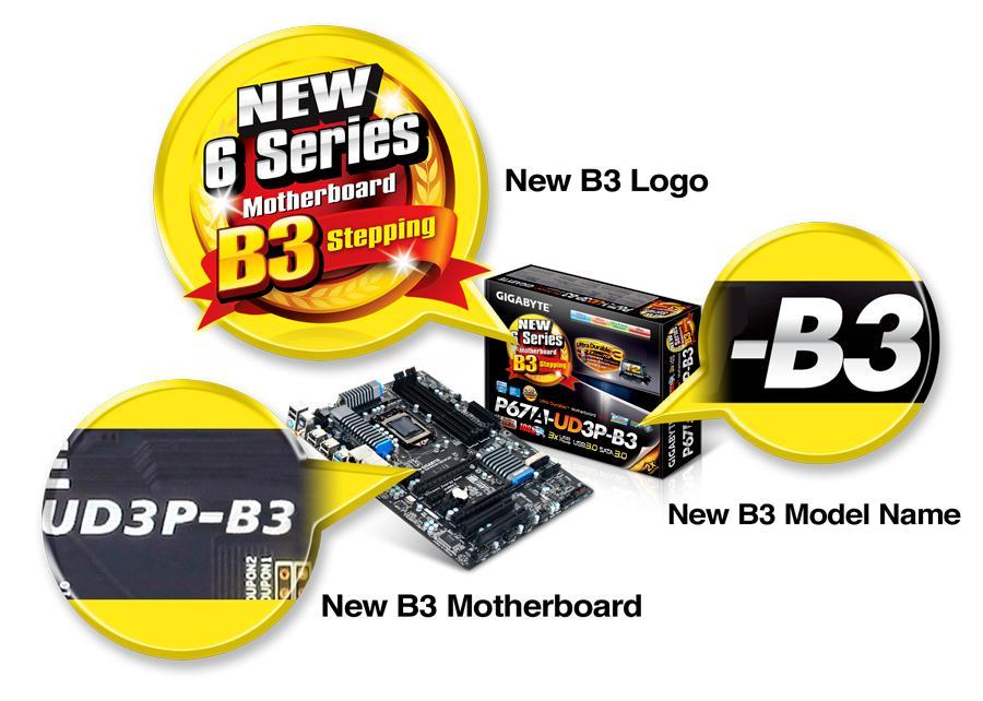 Gigabyte: płyty główne z nowym chipsetem Intela z serii 6 już w sprzedaży