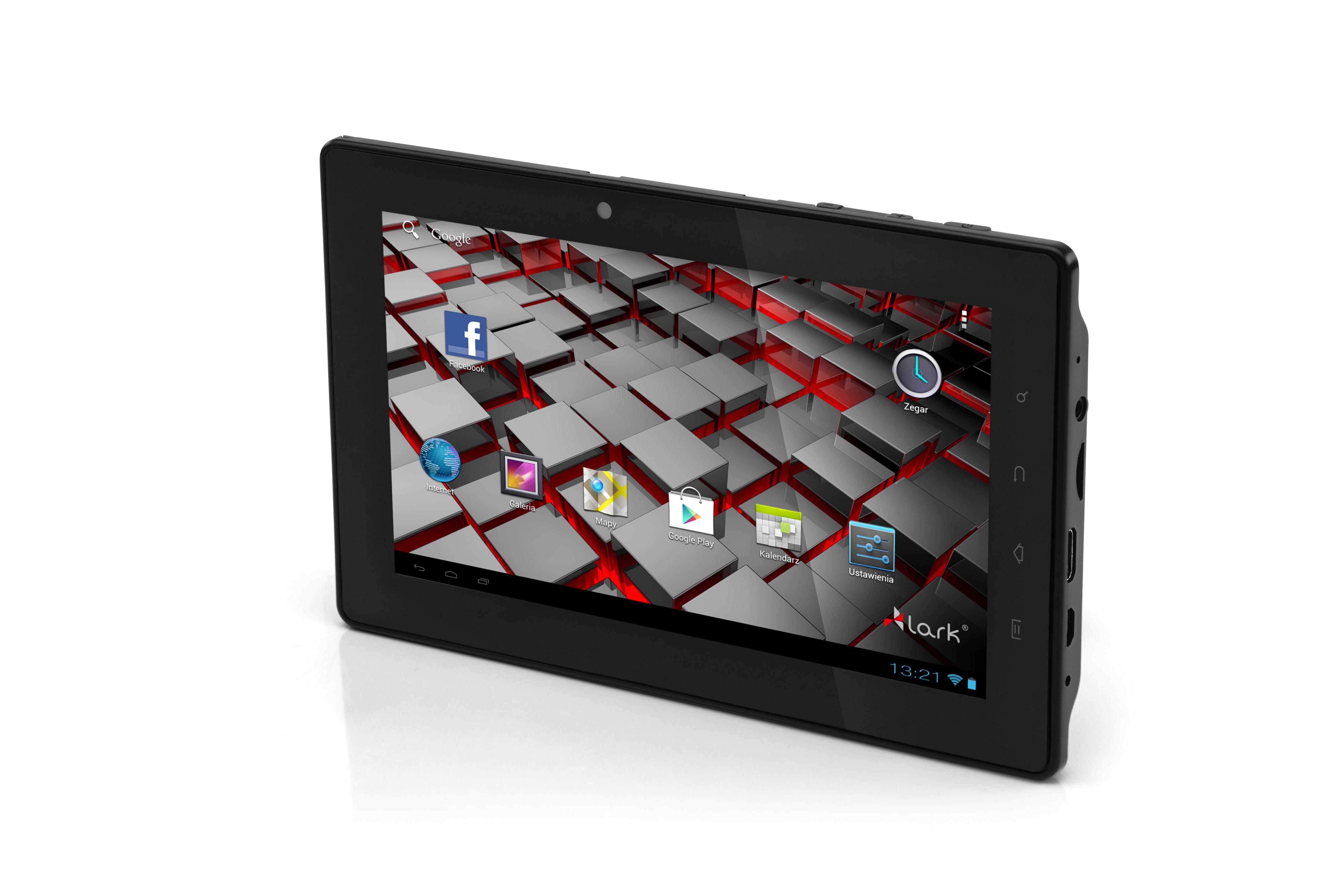 Lark: tablet, nawigacja i telewizor w jednym