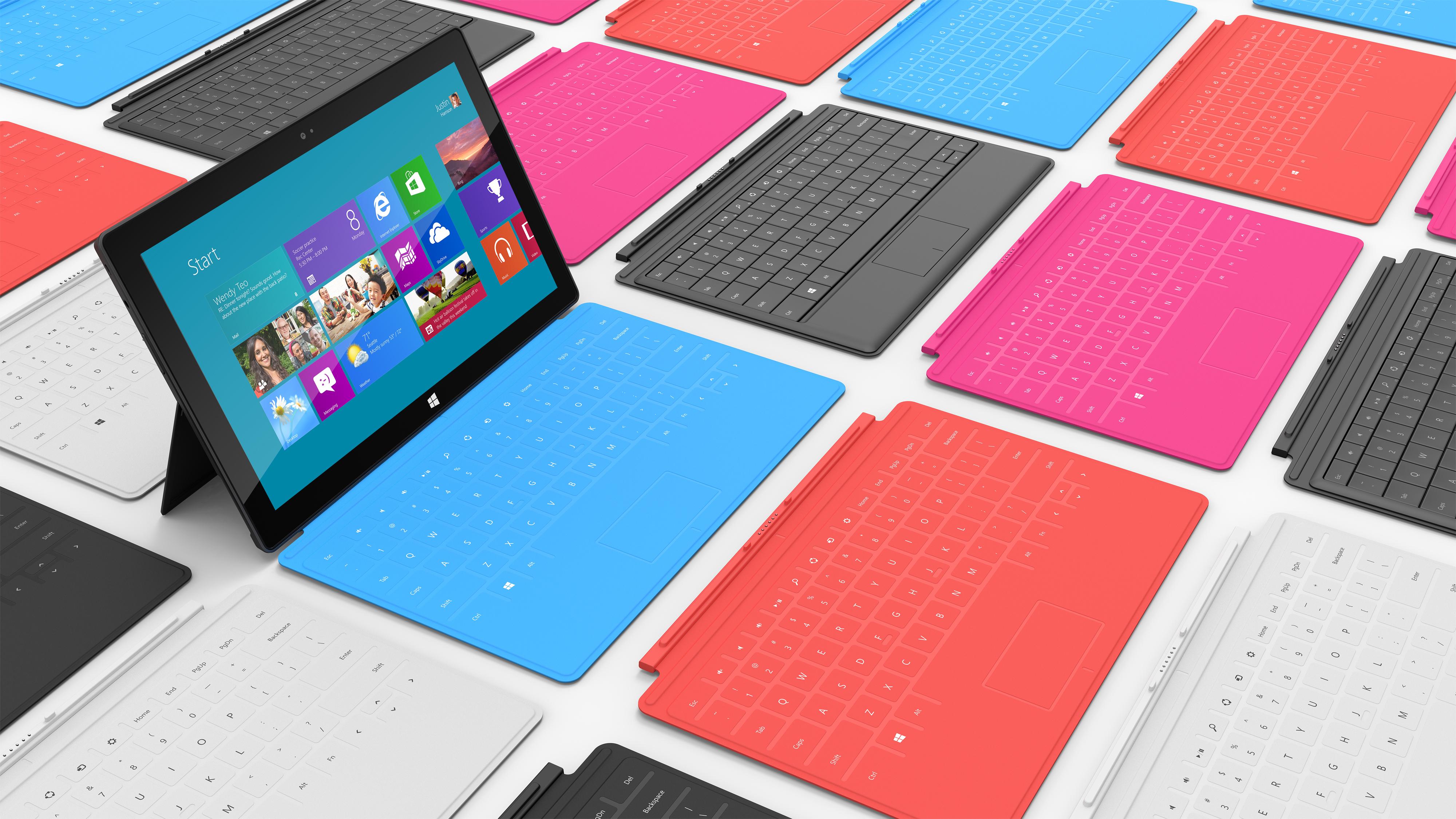 Microsoft: tablet Surface w dystrybucji
